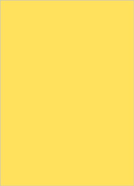 Yellow Ikat Pattern Wedding Invitation