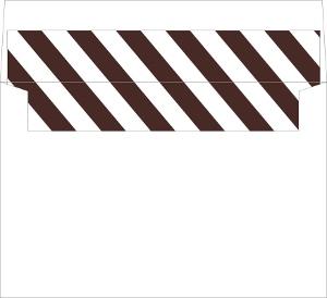 Modern Statement Envelope Liner