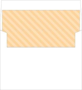 Modern Florals Envelope Liner