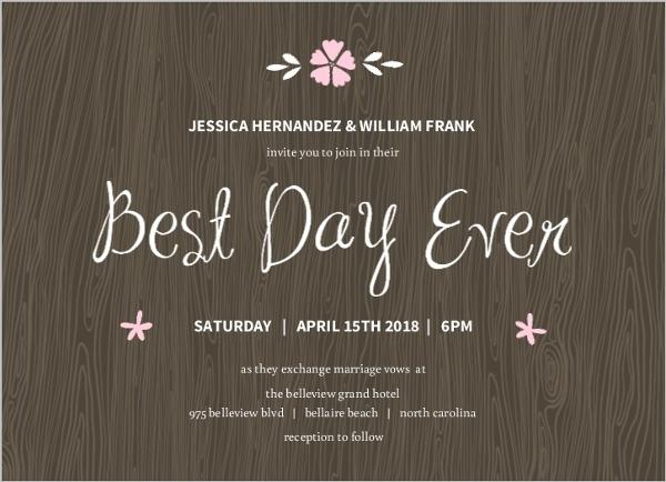 Rustic Wedding Invitations Western Wedding Invites