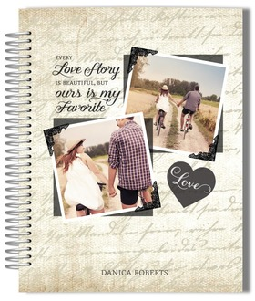 Our Vintage Romance Wedding Planner