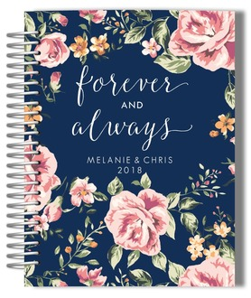 Forever and Always Floral Wedding Planner