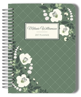 Greenery Floral Wedding Planner