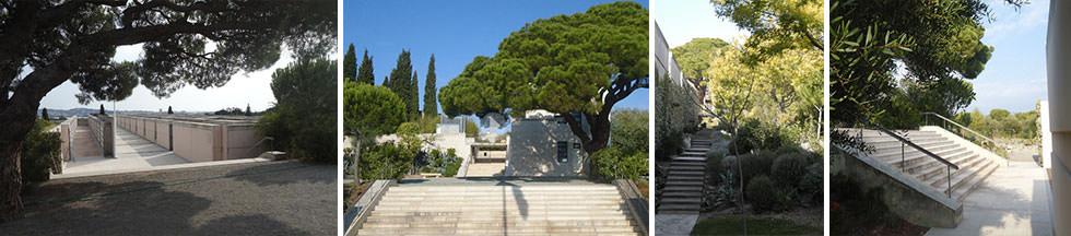 Nécropole et Mémorial des guerre d'Indochine à Fréjus