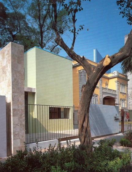 Casa des Francia à Mexico