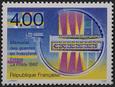 Timbre postal 1992