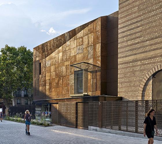 façade sud perspective