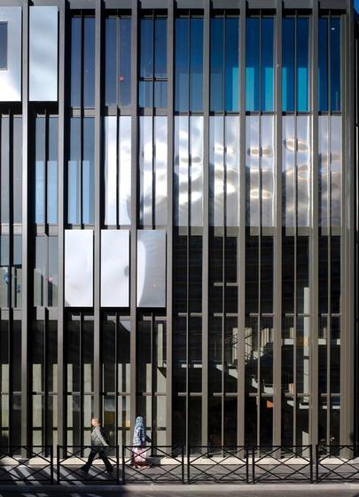 Conservatoire Léo Delibes à CLichy - Equerre d'Argent 2010