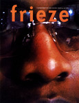 FRIEZE contemporary art and culture n°62. Oct.2000
