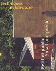 TECHNIQUES & ARCHITECTURES n°451. 2001