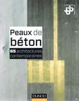 Peaux de Béton, ed.Dunod. 3013