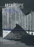 ARCHISCOPIE, n°43, oct.2004