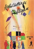 ARCHITECTURES PUBLIQUES. Palais de Chaillot 1988