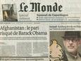 Le Monde, jeudi 3 décembre 2009