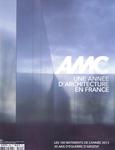 AMC, annuel 2014, 30 ans d'Equerre d'Argent