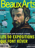 Beaux-Arts Magazine, sept.2014