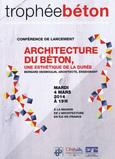 """Conférence """"Une Esthétique de la Durée"""", Maison de l'Architecture Ile de France, 4 mars 2014"""