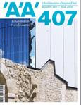 AA, Architecture d'Aujourd'hui n°407,juillet 2015