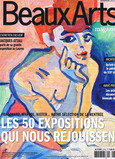 Beaux-Arts magazine, sept.2015