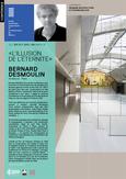 """Conférence  """"L'illusion de l'éternité"""" à l'Ecole nationale supérieure d'architecture de Nancy, le jeudi 1er octobre 2015"""