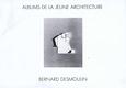 ALBUMS DE LA JEUNE ARCHITECTURE 1985