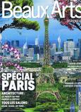 Beaux-Arts magazine, avril 2016. Spécial Paris.