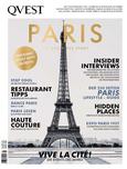 QVEST magazine, special Paris berlin, juin 2016