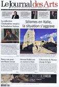 Journal des Arts, 12 novembre 2016