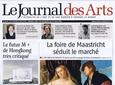 Le Journal des Arts 28 février 2014