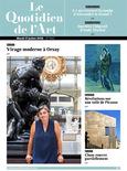 Quotidien de l'art 14 juil.2018 cover
