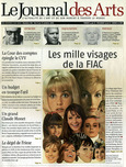 LE JOURNAL DES ARTS n°332, Gilles de Bure, 8oct.2010
