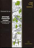 PAESAGI CIMITERIALI EOROPEI, Emanuela De Leo Mancosu Editore. Roma 2006
