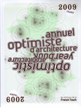 ANNUEL OPTIMISTE 2009. Editions de la French Touch.