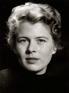 photo of Hella Lindemeyer Hueg, honoree of song about the future