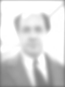 Pierre Boulez, out of focus