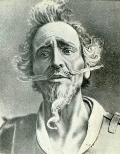 Chaliapin as Don Quixote