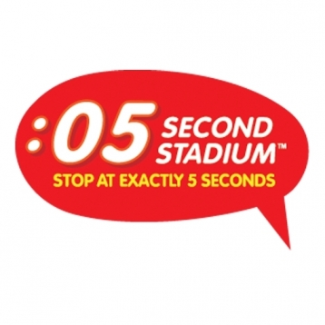 :05 Second Stadium™