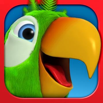 Talking Pierre the Parrot for iPad