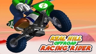 Real Hill Offroad Racing Rider: a fun popular awesome motorcycle nitro drag gt race free car games for family boy-s & girl-s kid-s & teen-s race challenge