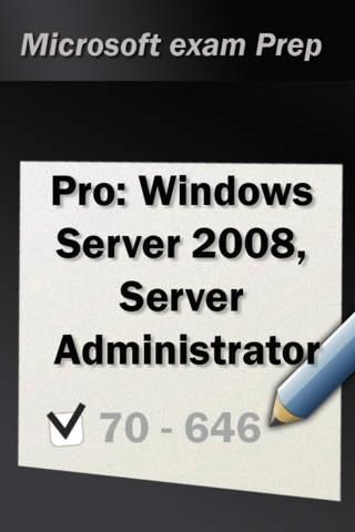 70-646: Server 2008 Admin MCIPT Microsoft Practice Test