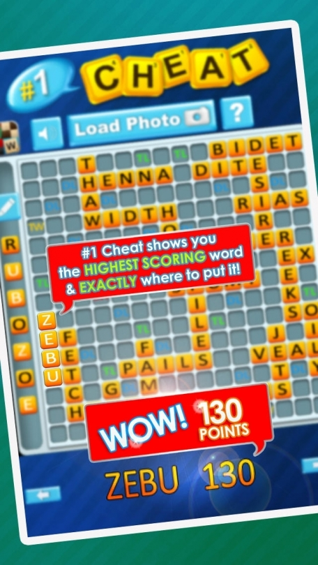 #1 Cheat Words With Friends Edition