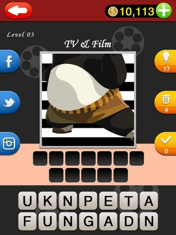 1 Pic 1 Movie - word games