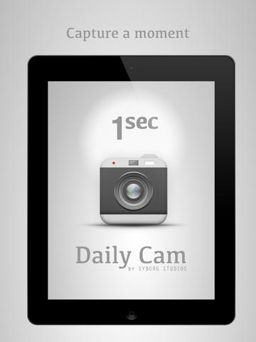 1 Second Daily Cam