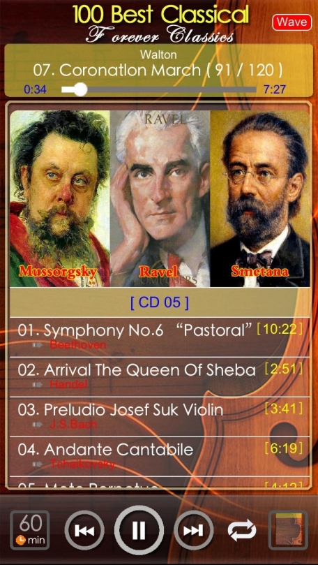 [10 CD]100 best classical