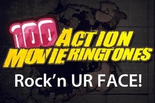 100 Action Movie Ringtones