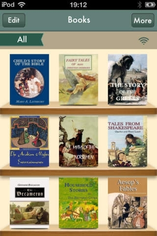 1000+ Classic Tales for iPad