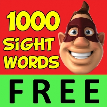 1000 Sight Words FREE : Read