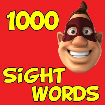 1000 Sight Words : Read