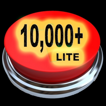 10,000+ Big Button Box Pro Lite