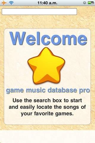 100,000 Game Music Songs Database Catalog